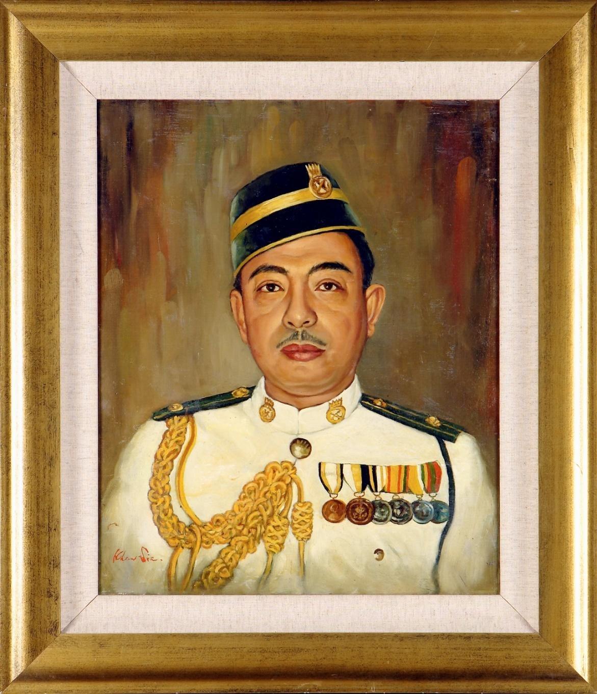 Sultan of Perak, 1966